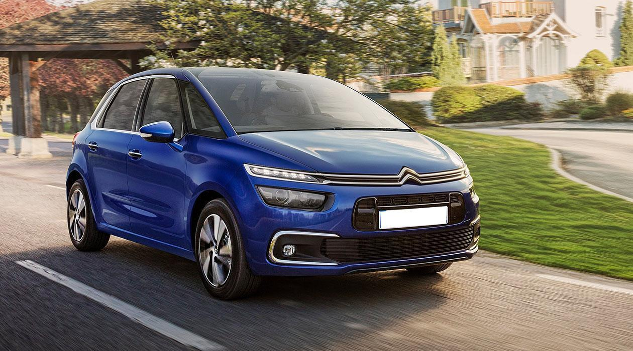 CITROEN C4 PICASSO BLUEHDI 100 S&S ATTRACTION