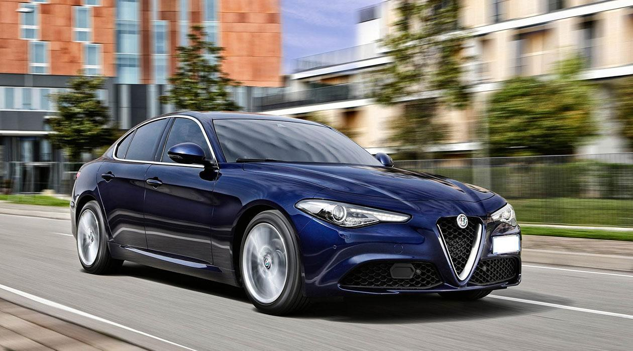ALFA ROMEO GIULIA PRONTA CONSEGNA 2.2 TURBO DIESEL 150 CV AT8 SUPER
