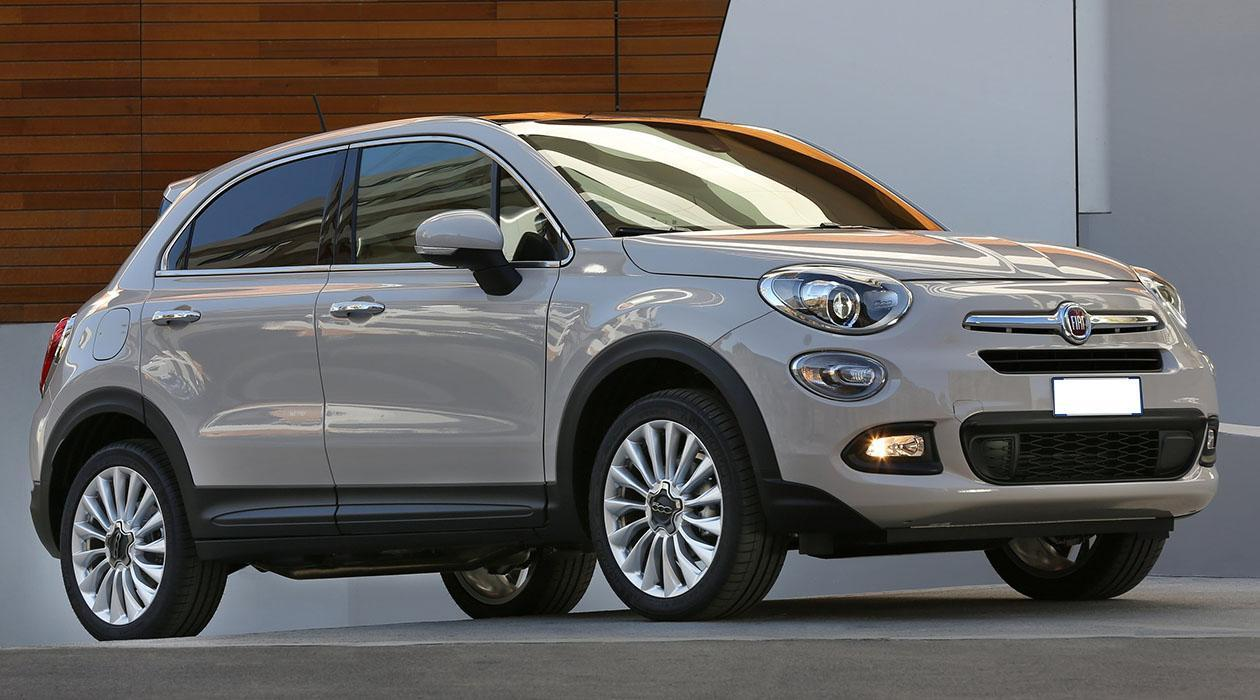 FIAT 500X CITY LOOK 1.3 MJET 95CV 4X2 BUSINESS