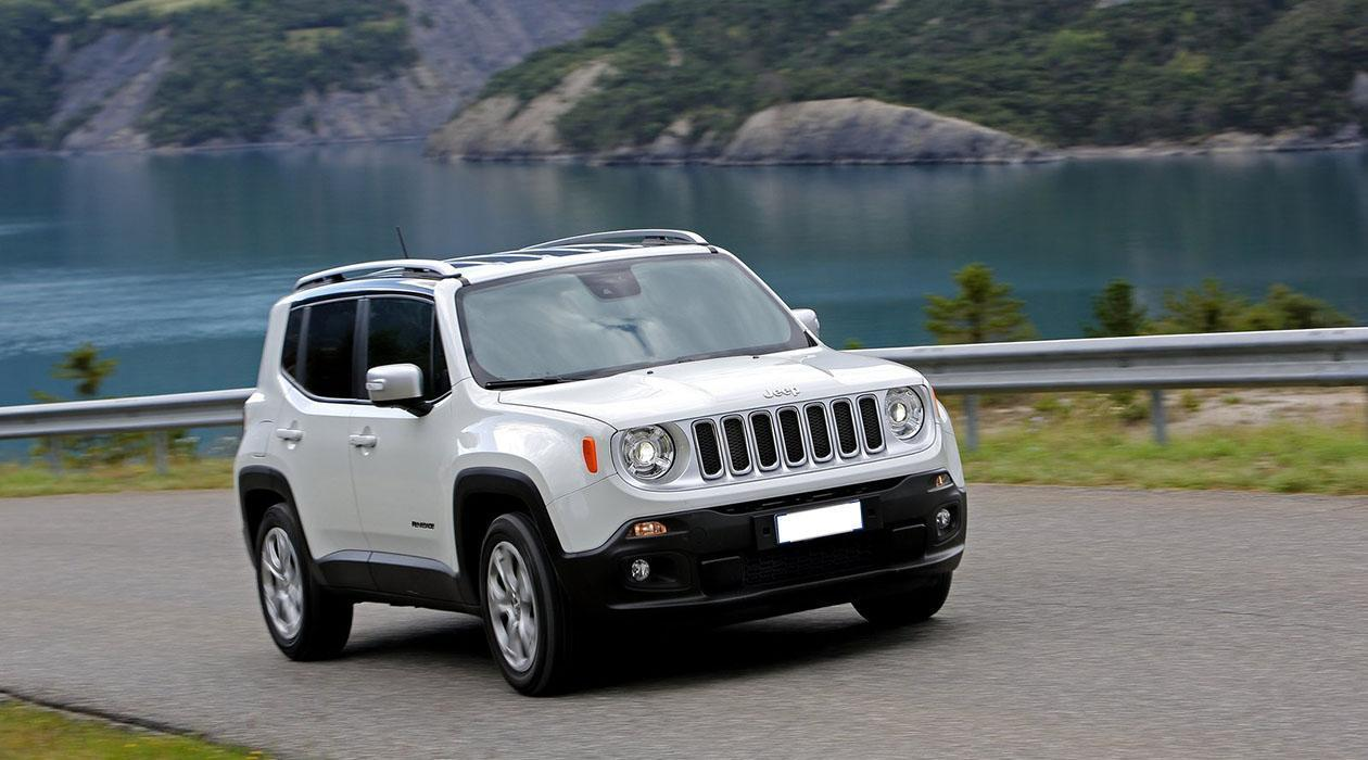 JEEP RENEGADE PRONTA CONSEGNA 1.6 MULTIJET 120CV LIMITED