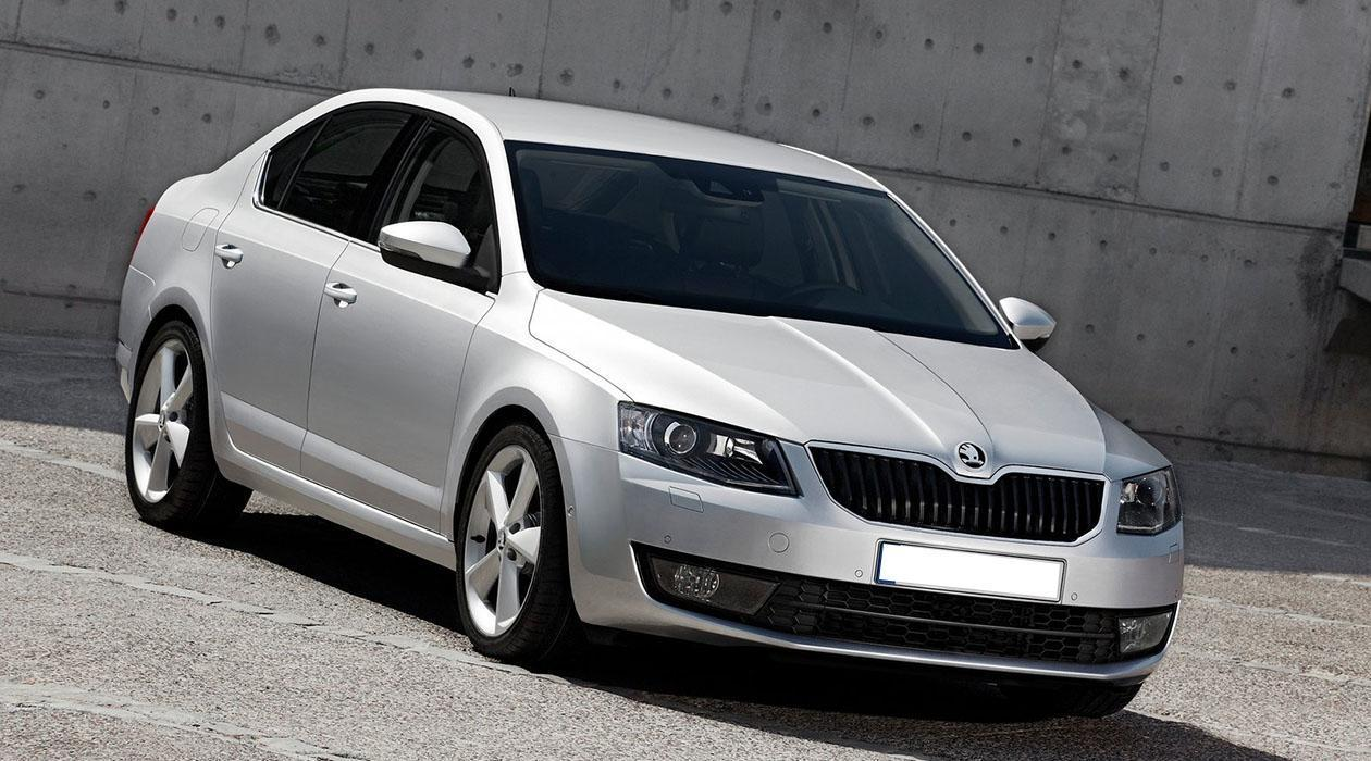 SKODA OCTAVIA 3° 1.6 TDI CR 110CV DSG EXECUTIVE