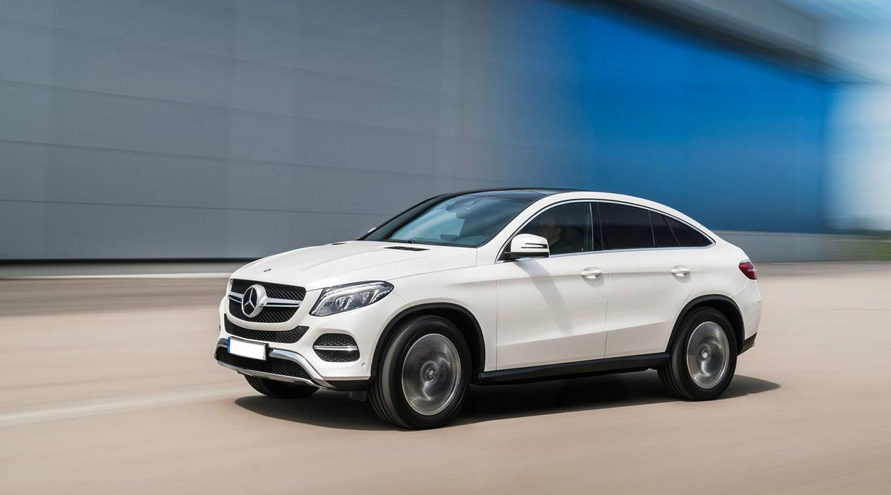 MERCEDES CLASSE GLE COUPÉ GLE 350 D 4MATIC COUPÉ EXCLUSIVE