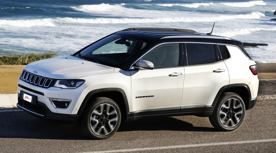 JEEP COMPASS LIMITED LTR PREVIEW 2.0 MULTIJET 140CV 4WD AT9