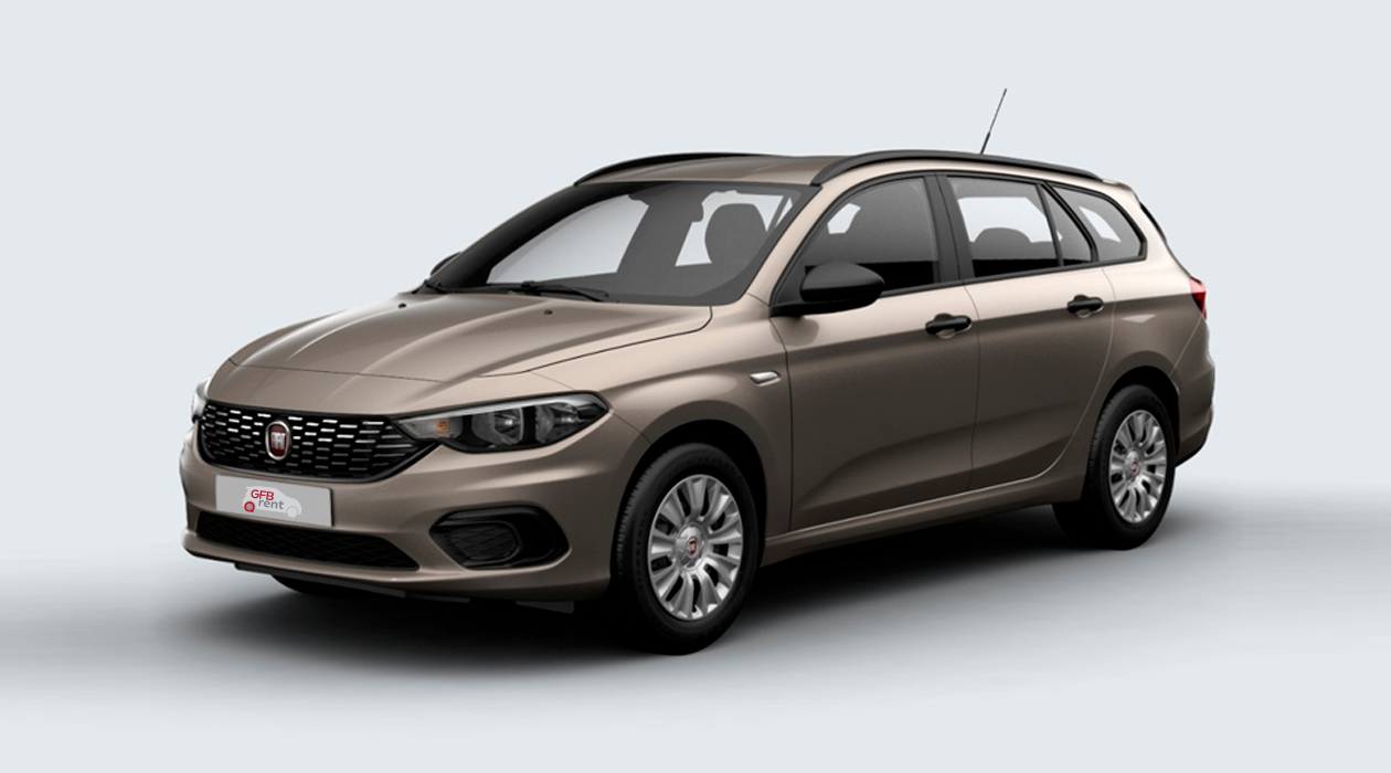 FIAT TIPO STATION WAGON 1,3 MJT 95CV LOUNGE SW