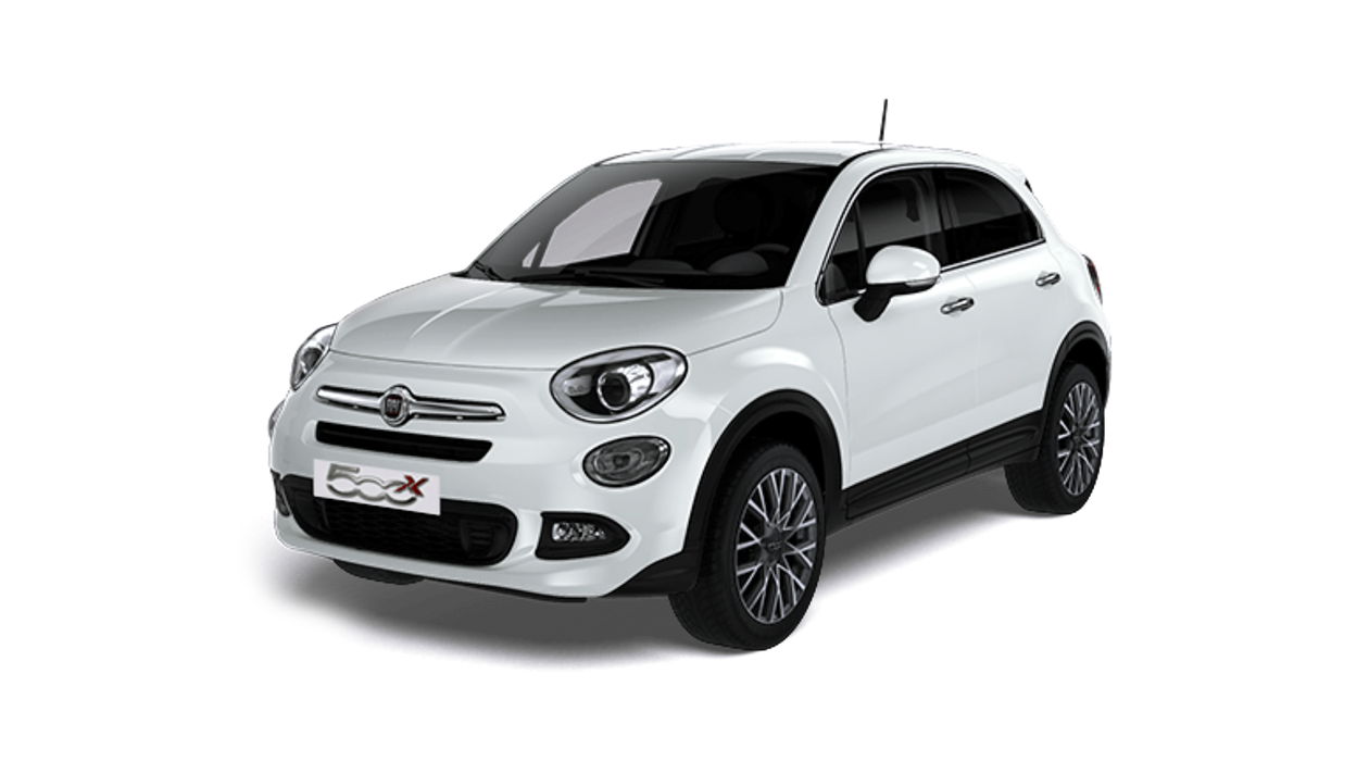 FIAT 500X CITY LOOK 1.6 MJET 120CV 4X2 POP STAR