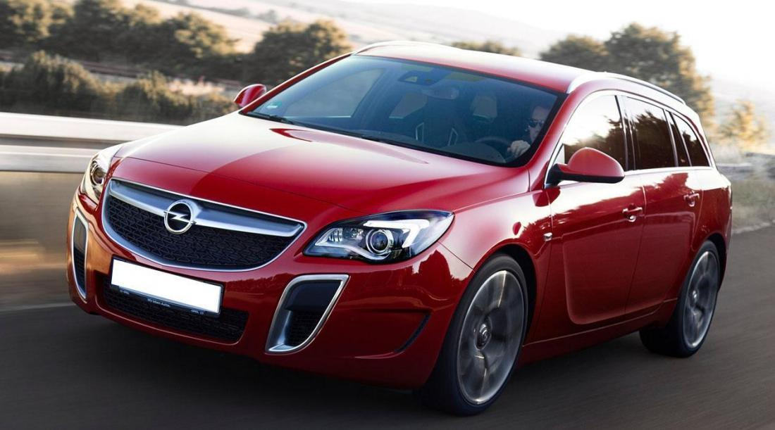 OPEL INSIGNIA 1.6 CDTI 136CV S&S SPORTS TOURER COSMO BUSINESS