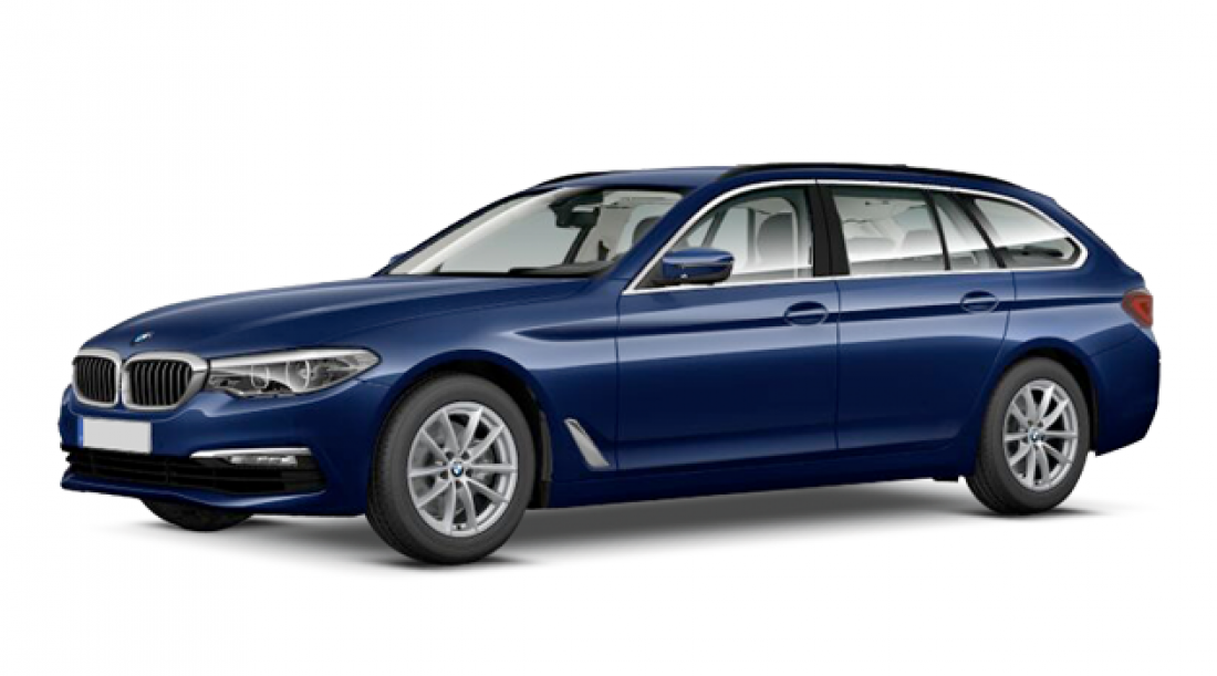 BMW SERIE 5 518D BUSINESS TOURING