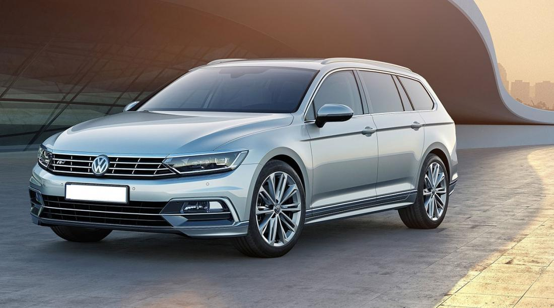VOLKSWAGEN PASSAT 1.6 TDI BUSINESS BLUEMOTION TECHNOLOGY