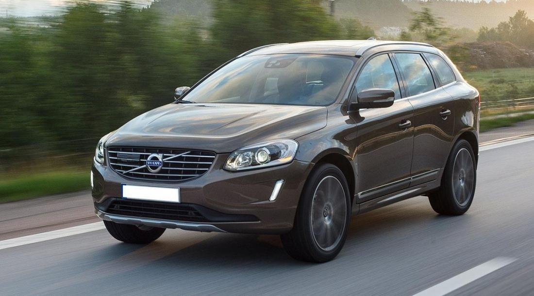 VOLVO XC60 D3 GEARTRONIC KINETIC SPORT UTILITY